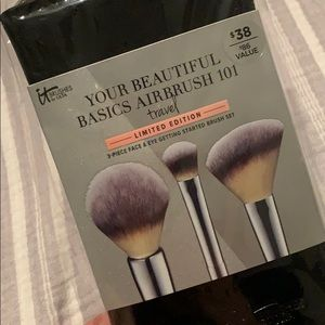 Limited edition  travel make up brushes